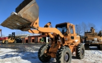 Wheel loader STD30-1085