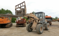 Wheel loader E830-S24-00221